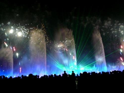 喷泉设备厂家